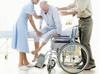 elderly-care-wheelchair
